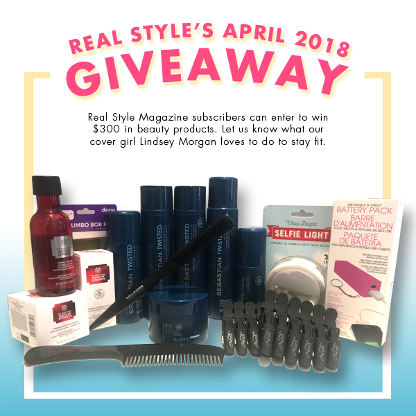 Real Style Giveaway